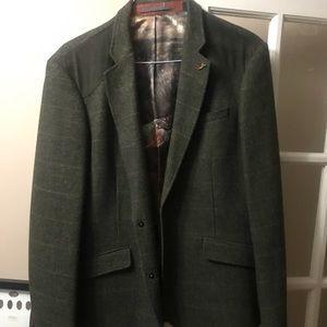 Ted Baker men beautiful tweed blazer